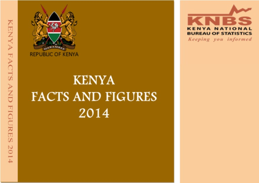 Facts and figures 2014 cover