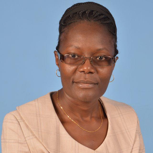 Ms. Mary Wanyonyi