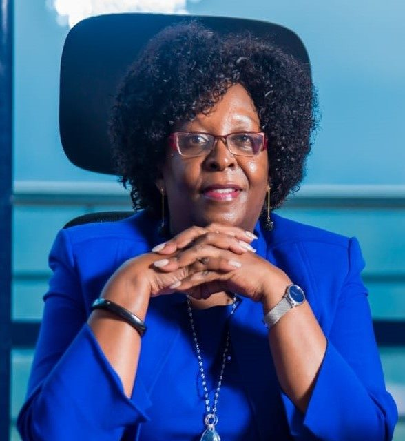 Ms. Ann M. Mburu, HSC