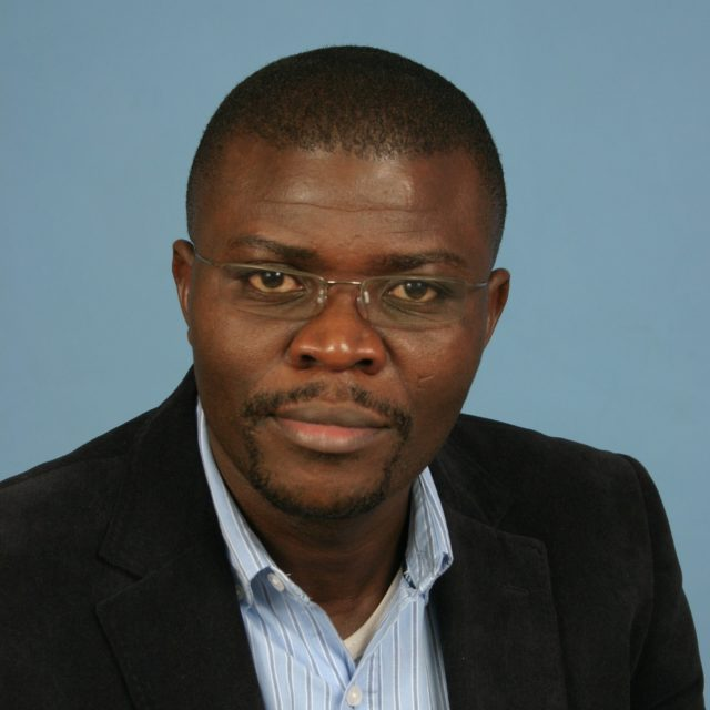 Prof. Richard O. Oduor,  Ph.D