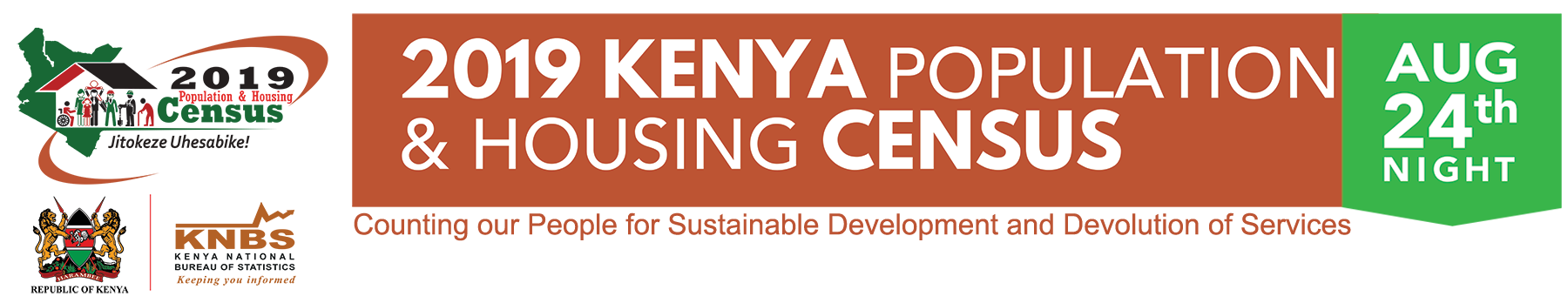 Home - Kenya National Bureau of Statistics, Nairobi, Kenya
