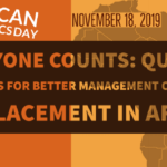 The African Statistics Day Celebration