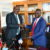 OFFICIAL HAND OVER OF KNBS DIRECTOR GENERAL